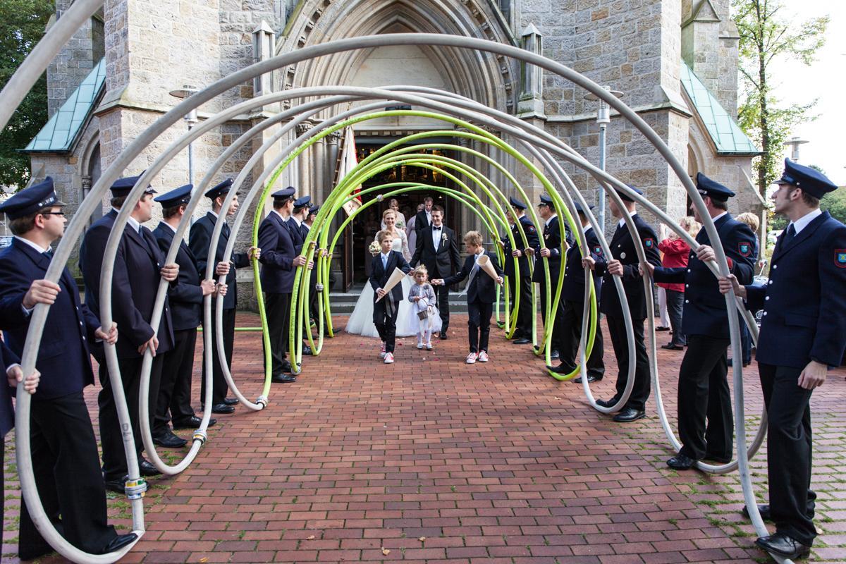 Feuerwehr Hochzeit Fineart Hochzeitsfotograf Dusseldorf Koln Nrw