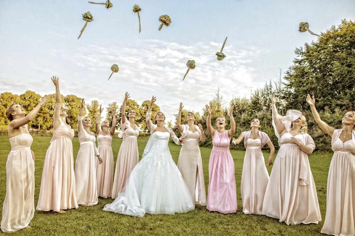 Lisa & Flo´s kirchliche Hochzeit