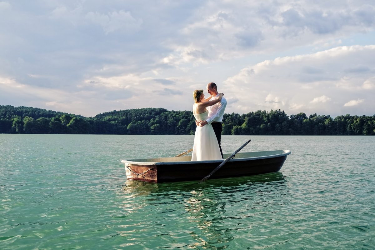 Hochzeitsreportage Brandenburg Lychen
