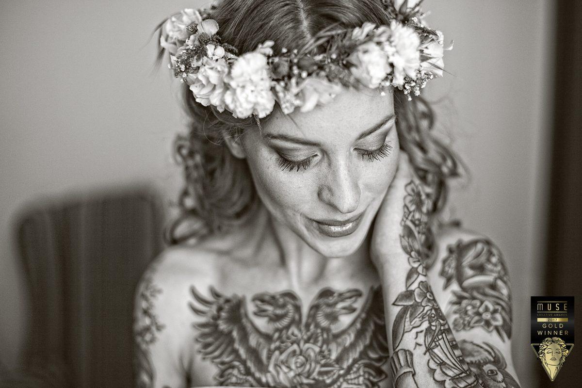 Tattoo Love Wedding Shooting