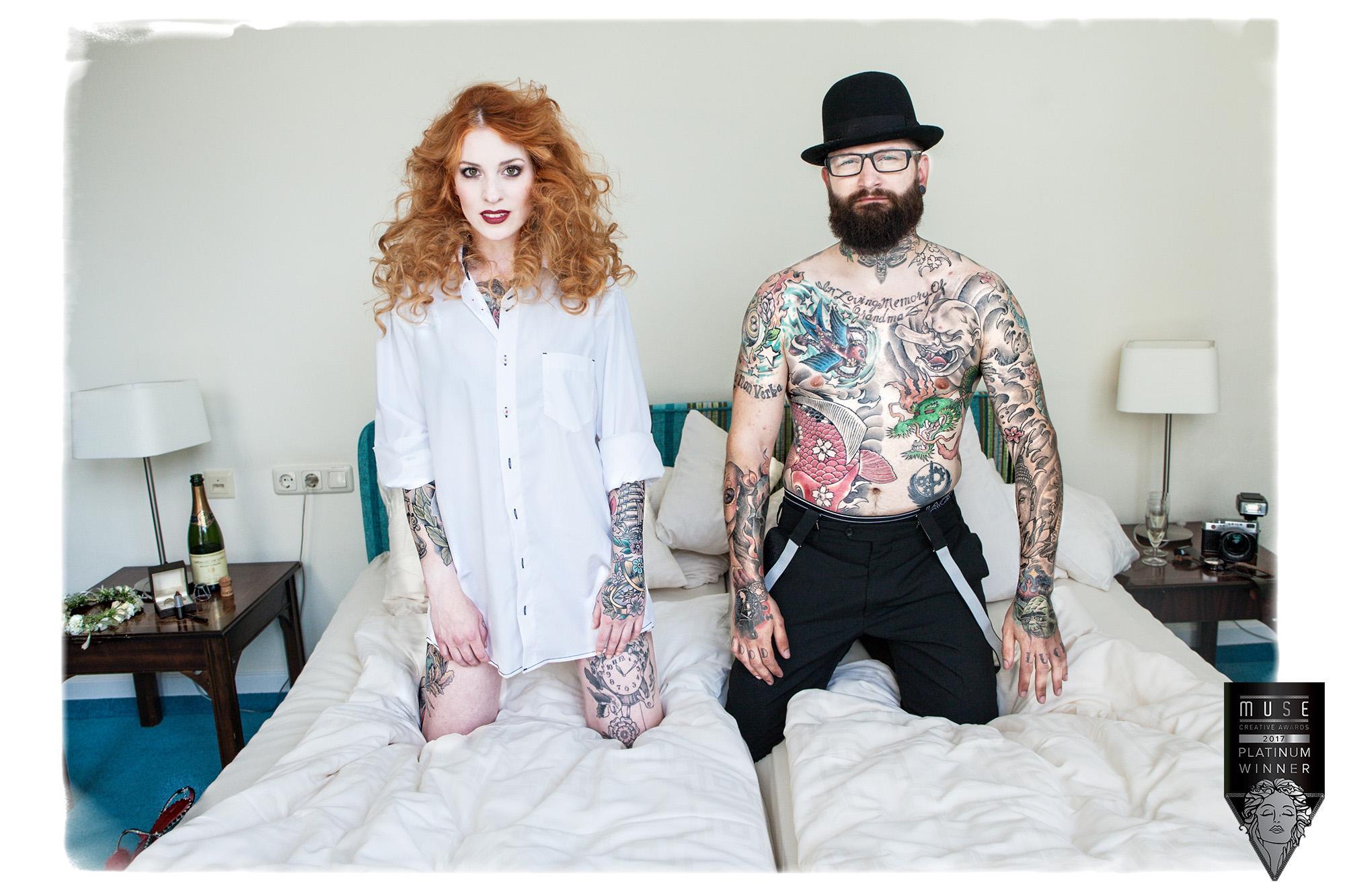 Muse Creative Award 2017 Winner Wedding Photography