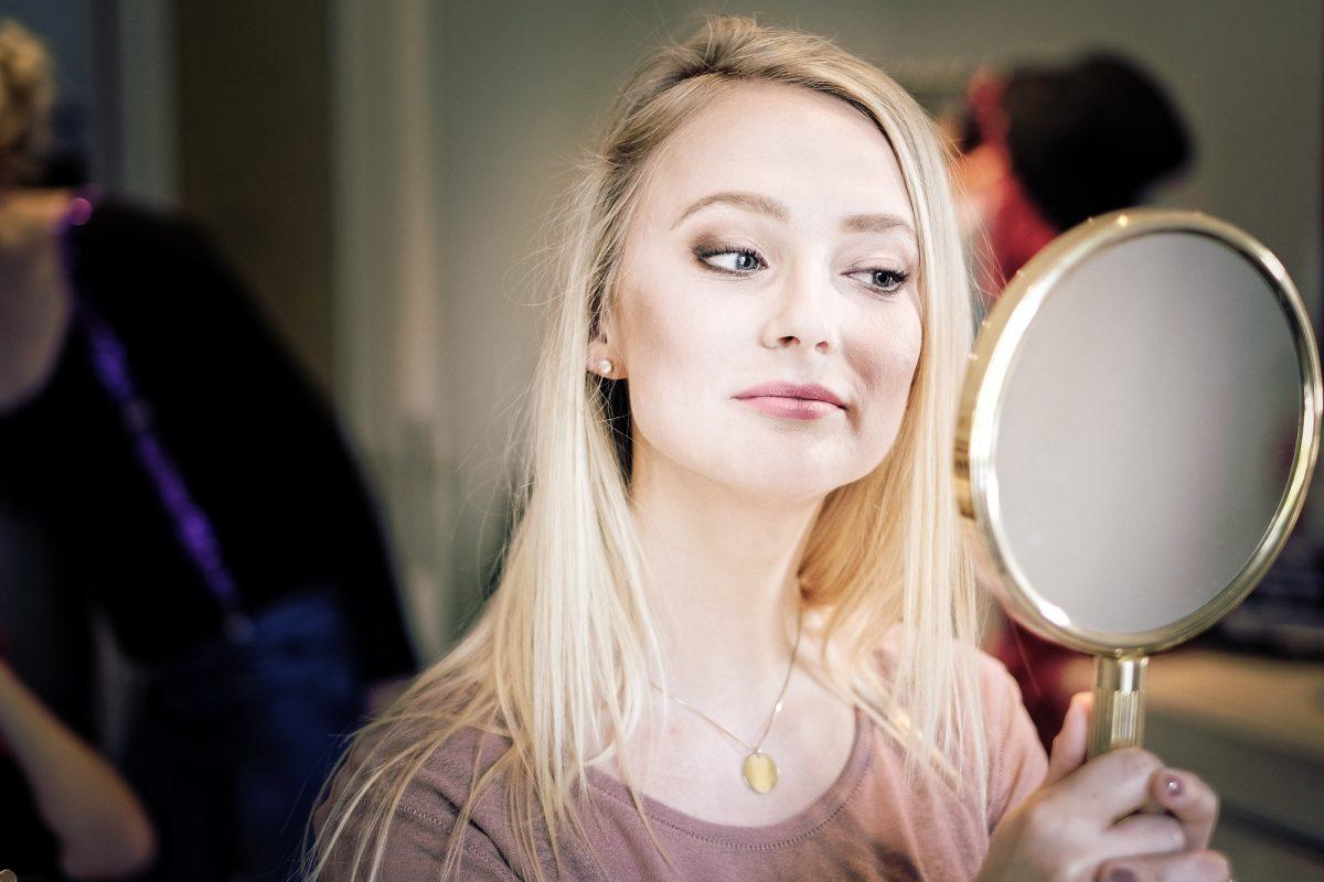 JGA Junggesellinnenabschied Makeup Fotoshooting