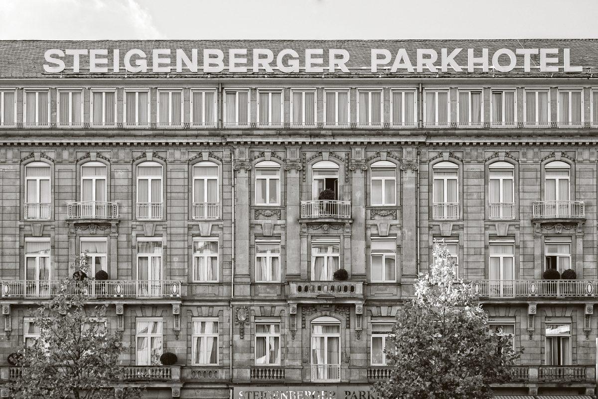 Trauung im Steigenberger Parkhotel