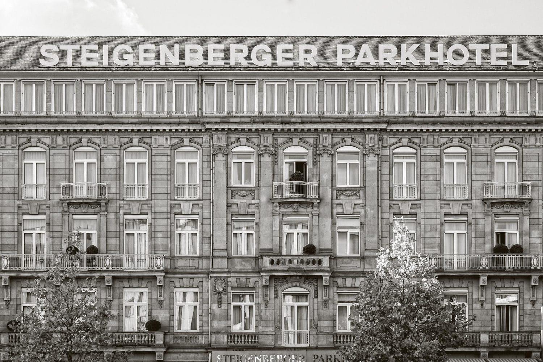 Hochzeit Düsseldorf Steigenberger Parkhotel