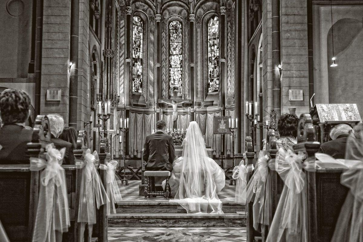 Hochzeit Basilika St. Margareta Düsseldorf